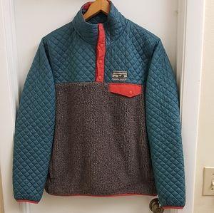 😍RARE worn twice Patagonia snap T fleece pullover